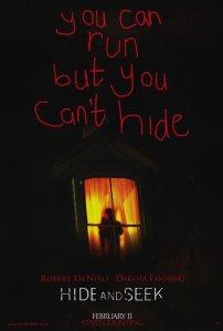 hide and seek, film dakota fanning tahun 2005